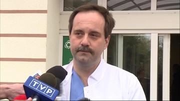 """""""Z pacjentem jest kontakt"""". Tomasz Gollob wybudzony ze śpiączki"""