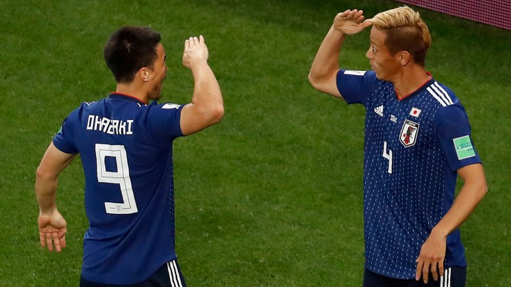 MŚ 2018: Japończycy wyszarpali remis Senegalowi