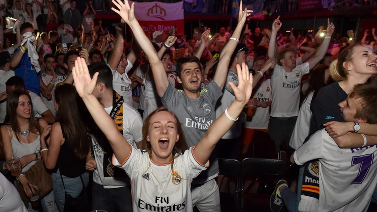 """Fani """"Królewskich"""" wybrali następcę Ronaldo"""