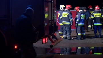 65-letni mężczyzna zginął w pożarze mieszkania na warszawskim Wawrze