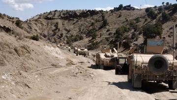 USA wycofują wojska z jednej z największych baz w Afganistanie