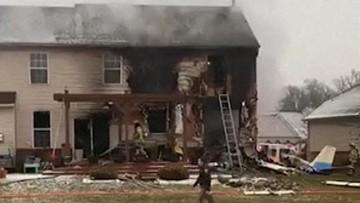 USA: samolot uderzył w dom. Nie żyją trzy osoby