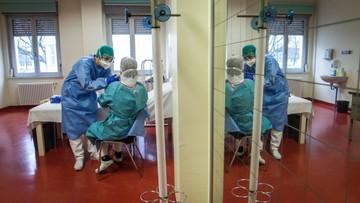 W polskich szpitalach blisko sto osób z podejrzeniem koronawirusa