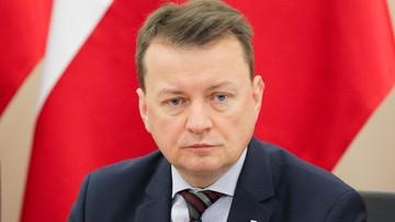 Błaszczak: prezydent miał wpływ na rekonstrukcję rządu
