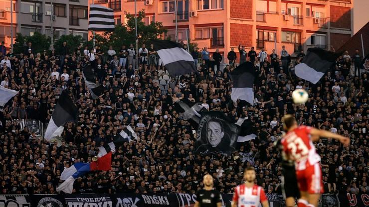 W Serbii bez obostrzeń. Tysiące kibiców na meczu pucharowym