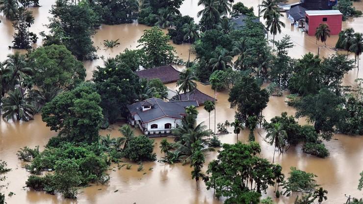 Już 91 śmiertelnych ofiar powodzi i osuwisk na Sri Lance