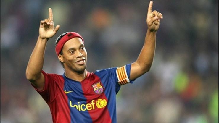 Piękny gest Ronaldinho i Riquelme. Chcą grać w Chapecoense za darmo