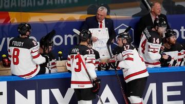 MŚ w hokeju: Zaskakujące porażki Kanady i Rosji