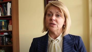 Andżelika Borys trafi do aresztu. Decyzja białoruskiego sądu