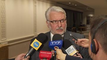 Szef MSZ weźmie udział w spotkaniu koalicji do walki z IS