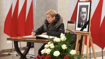 Żałoba narodowa po śmierci byłego premiera Jana Olszewskiego