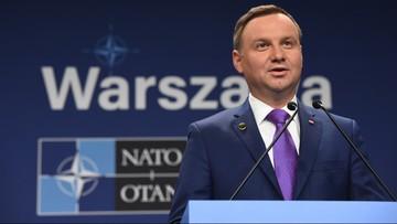 Duda: Obama nie widzi zagrożenia dla demokracji w Polsce