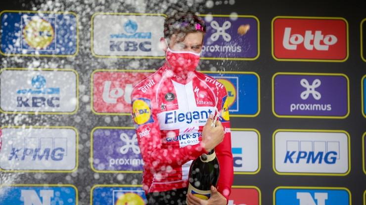 Kasper Asgreen wygrał wyścig Dookoła Flandrii