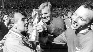 Nie żyje legendarny angielski piłkarz