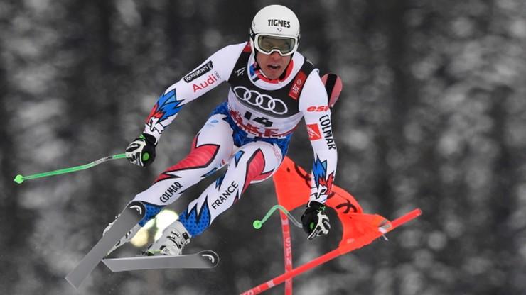 Alpejskie MŚ: Wygrana Paris'a i dwa srebrne medale w supergigancie