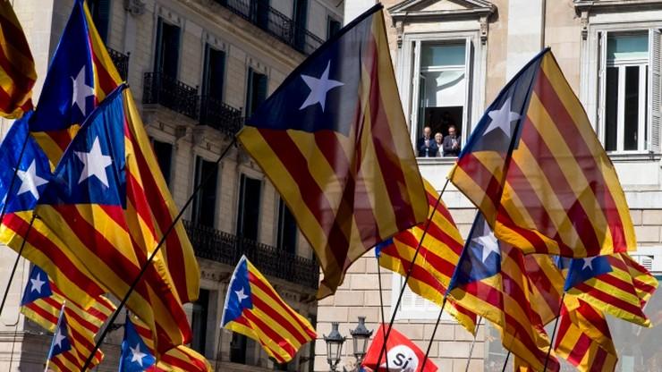 Burmistrzowie z Katalonii za niepodległością regionu