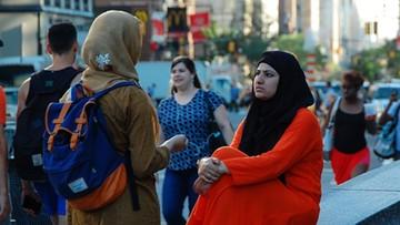 Zbiła córkę za to, że nie nosiła w szkole muzułmańskiej chusty