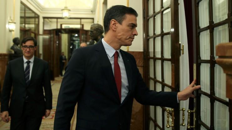 Hiszpański rząd zablokował możliwość zwolnienia pracowników z powodu epidemii
