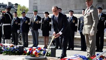 Paryż świętuje 71. rocznicę zakończenia II wojny światowej