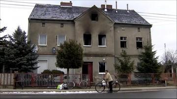 Żagań: dwie ofiary pożaru