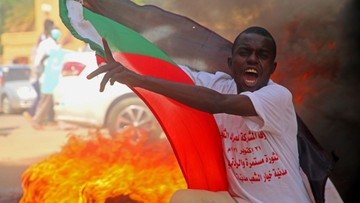 Sudan: Ogłoszono stan wyjątkowy. Padły strzały w kierunku protestujących