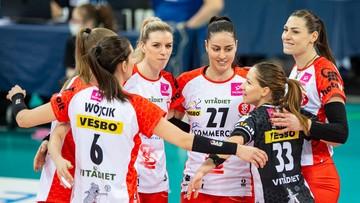 Tauron Liga: Derby Łodzi dla siatkarek ŁKS! Kontuzja reprezentacyjnej rozgrywającej
