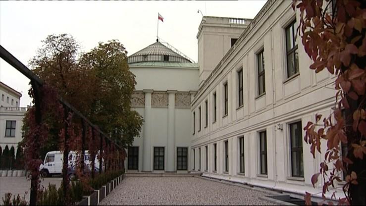 Zatrzymano mężczyznę, który w internecie groził podłożeniem ładunków pod Sejm