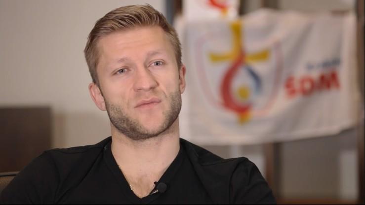 Błaszczykowski twarzą Światowych Dni Młodzieży