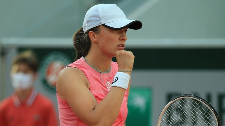 Roland Garros: Świątek/Mattek-Sands - Begu/Podorska. Relacja na żywo