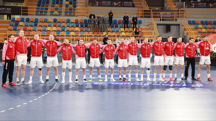 MŚ w piłce ręcznej 2021: Polacy na pożegnanie turnieju zagrają z Niemcami