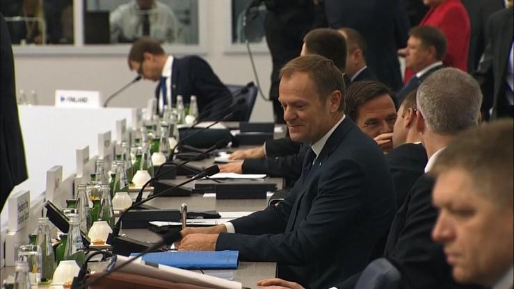 Rząd nie poprze kandydatury Tuska na drugą kadencję. Jest uchwała