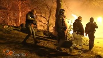 Strażacy w Belgii obrzuceni kamieniami podczas akcji gaszenia pożaru. Zaapelowali do władz o reakcję