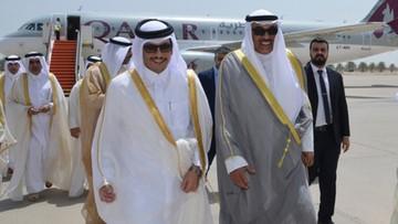 Katar odpowiedział na żądania krajów arabskich