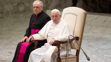 Papież podjął decyzję ws. celibatu