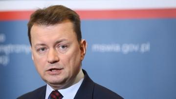 Błaszczak: projekt metropolii warszawskiej będzie konsultowany