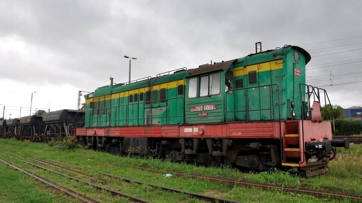 Zdewastowali zabytkową lokomotywę. To nie pierwszy wybryk 8-latków