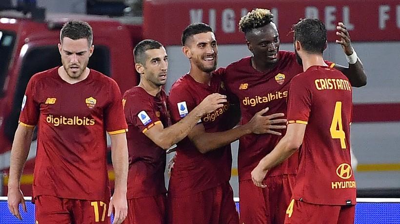 Serie A: Lazio - AS Roma. Relacja na żywo