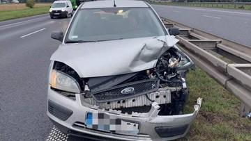 Beata Szydło wzięła udział w kolizji drogowej. Zderzenie dwóch aut pod Wrocławiem