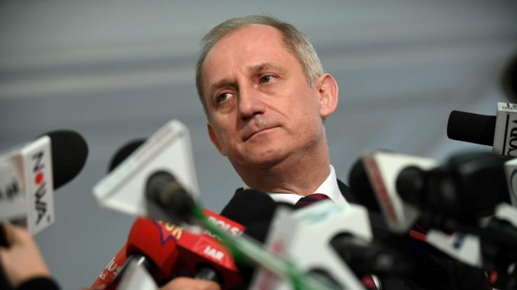 Neumann: nie wierzę, że wezwanie Tuska odbyło się bez zgody prezesa PiS