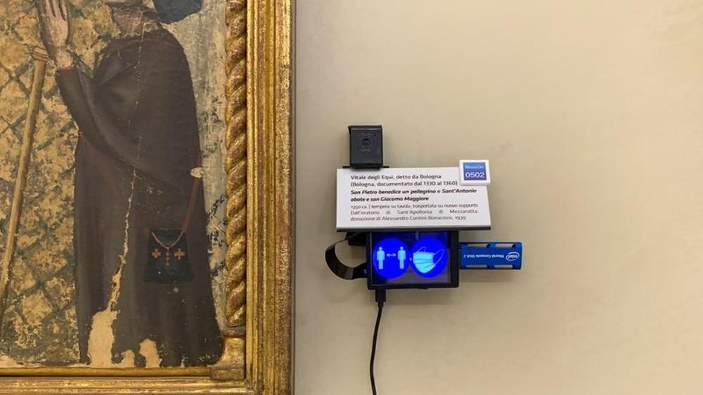 Włoskie muzeum korzysta z AI do badania zachowań zwiedzających