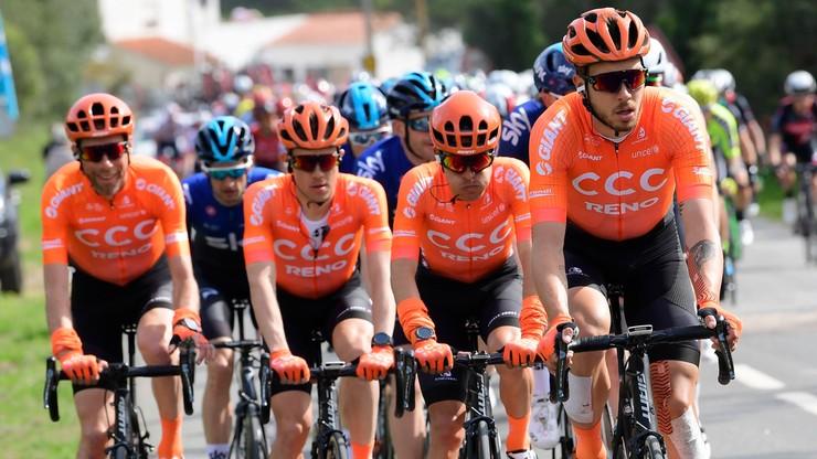 Tour de France. Znamy liderów ekipy CCC