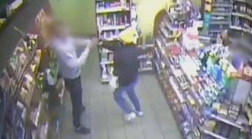 Bohater ze Szczytna. Mężczyzna udaremnił napad na sklep