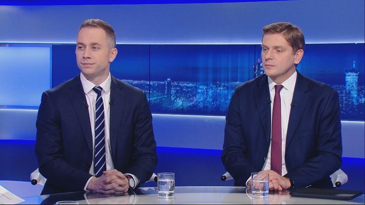 Kownacki: mam wrażenie, że Banaś wszedł w koalicję z opozycją