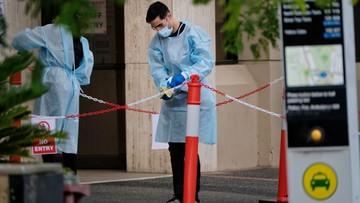 Australian Open: Czterech kolejnych uczestników zainfekowanych koronawirusem