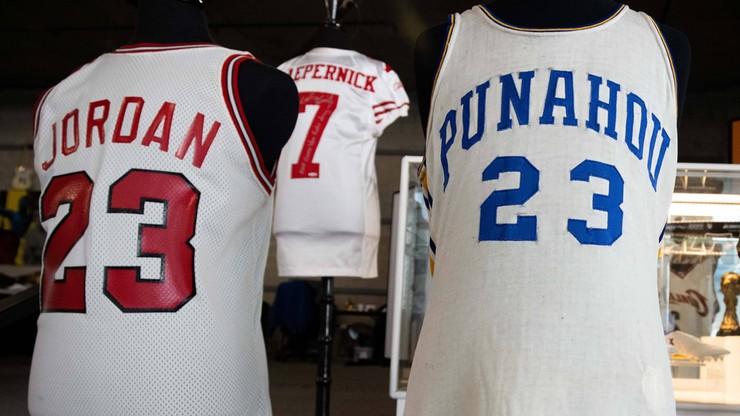 NBA: Rekordowa cena za koszulkę Michaela Jordana z czasów NCAA