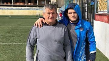 Ojciec Khabiba Nurmagomedova trafił do szpitala