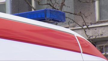 Łódzkie: siedem osób poszkodowanych w wypadku z udziałem karetki