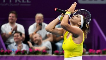 Turniej WTA w Abu Zabi: Trzeci z rzędu tytuł Sabalenki