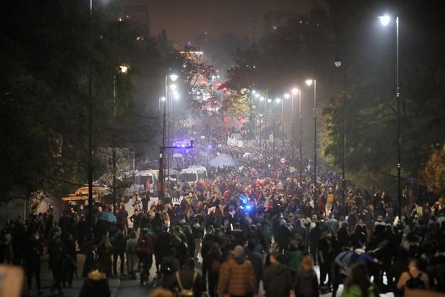 Protest przed domem Jarosława Kaczyńskiego po wyroku ws. aborcji. Manifestacje w innych miastach