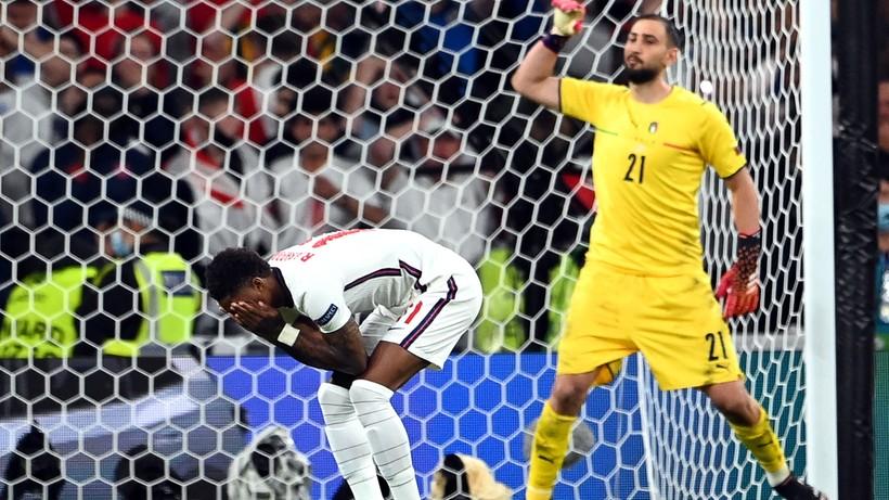 Euro 2020: Włochy - Anglia. Co za emocje! Włosi mistrzami Europy po rzutach karnych!